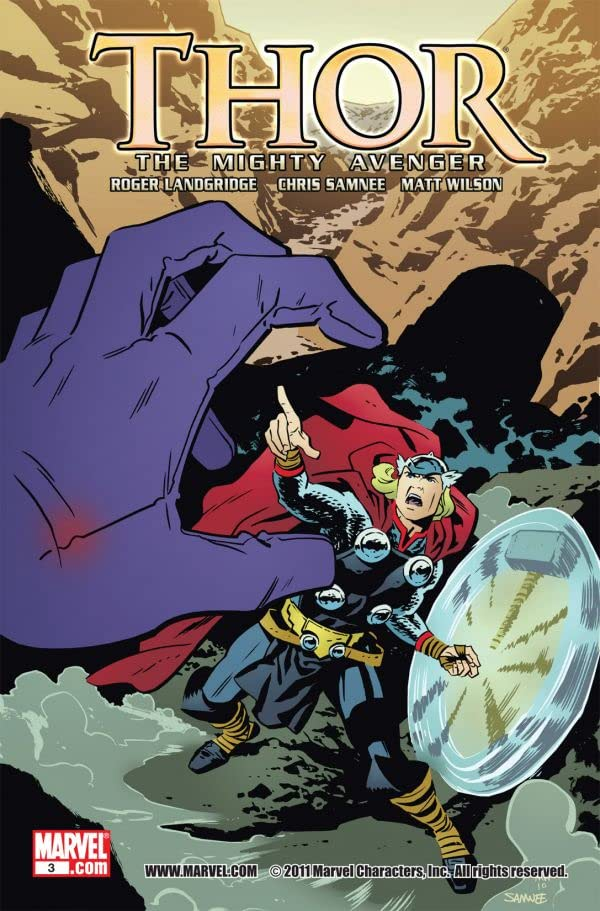 Thor: The Mighty Avenger #3
