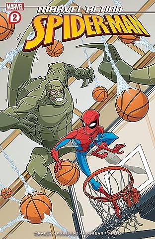 Marvel Action Spider-Man (2021-) #2