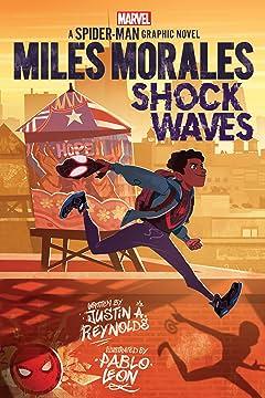 Miles Morales: Shock Waves