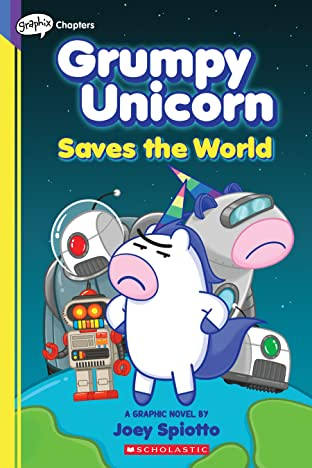 Grumpy Unicorn Vol. 2: Grumpy Unicorn Saves the World