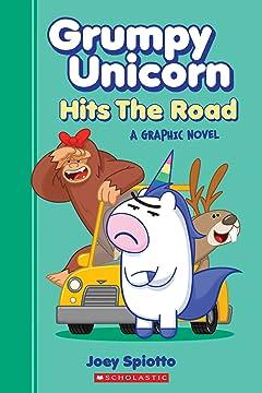 Grumpy Unicorn Vol. 1: Grumpy Unicorn Hits the Road