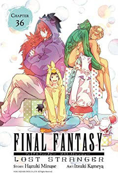 Final Fantasy Lost Stranger #36