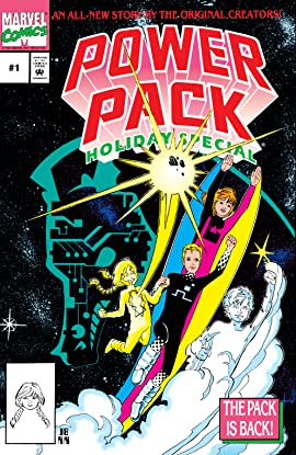 Power Pack (1984-1999) Holiday Special #1