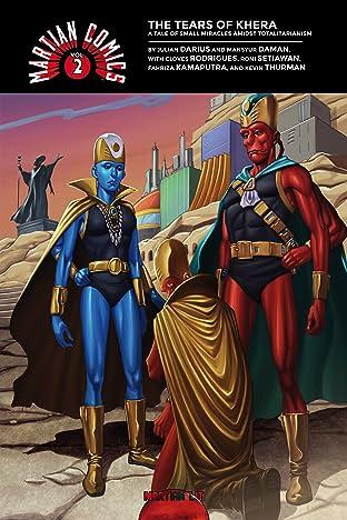Martian Comics Vol. 2: The Tears of Khera