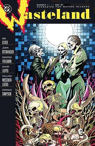 Wasteland (1987-1989) #1