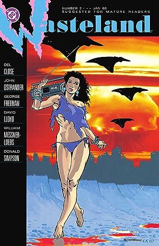 Wasteland (1987-1989) #2