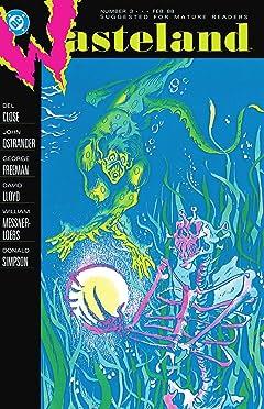 Wasteland (1987-1989) #3