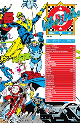 Who's Who Update 1987 (1987) #1