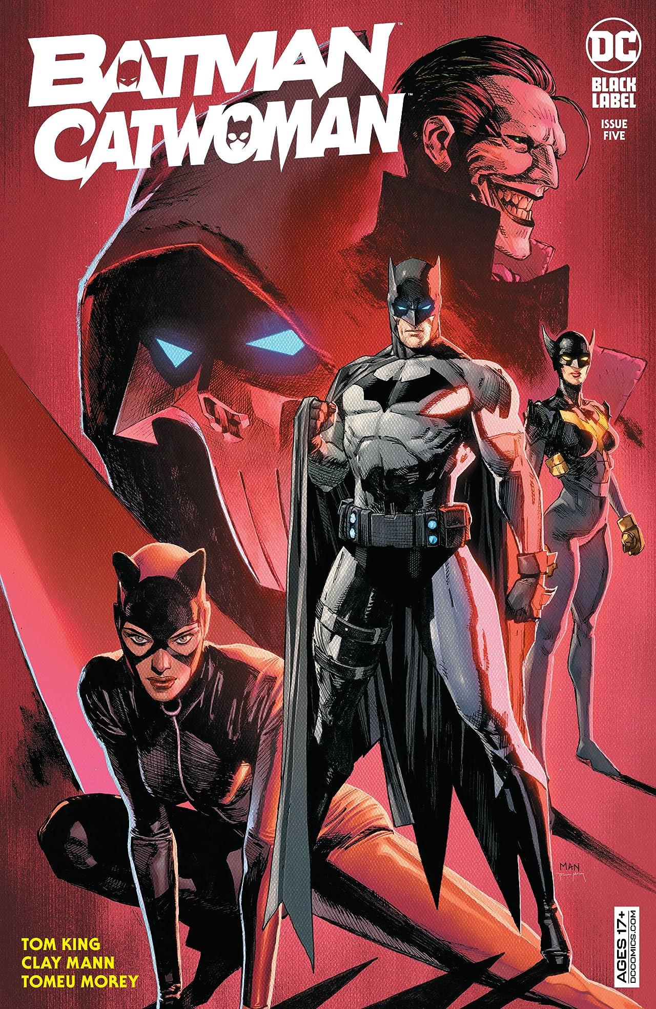 Batman/Catwoman (2020-) #5