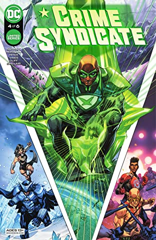 Crime Syndicate (2021-) #4