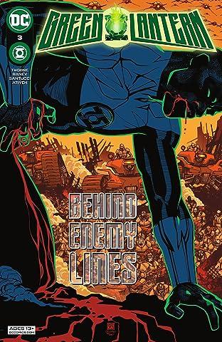 Green Lantern (2021-) #3