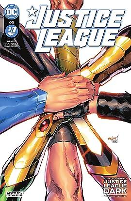 Justice League (2018-) #62