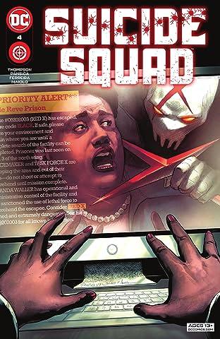 Suicide Squad (2021-) No.4