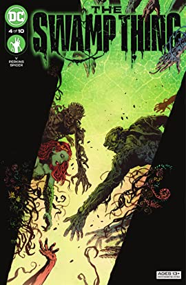 The Swamp Thing (2021-) #4