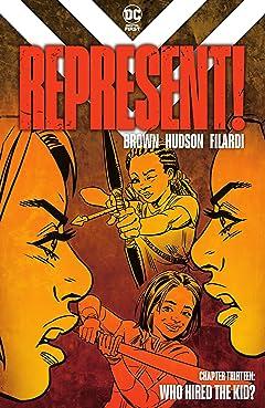 Represent! (2020-) No.13