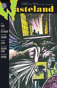 Wasteland (1987-1989) #4