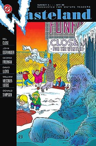 Wasteland (1987-1989) #5