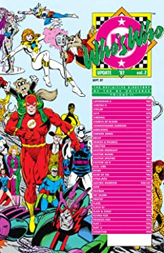 Who's Who Update 1987 (1987) #2