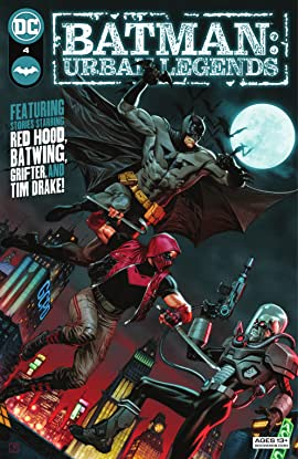 Batman: Urban Legends (2021-) #4