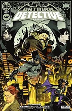 Detective Comics (2016-) No.1037