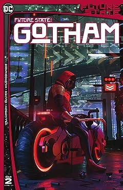 Future State (2021-) No.2: Gotham