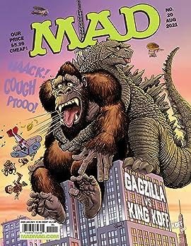 MAD Magazine (2018-) #20