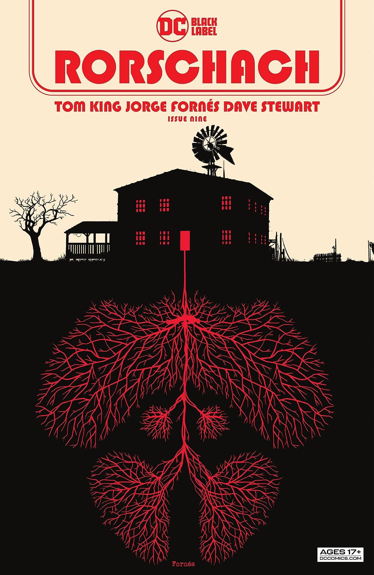 Rorschach (2020-) #9