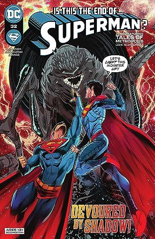 Superman (2018-) #32