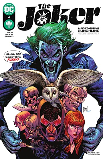 The Joker (2021-) #4