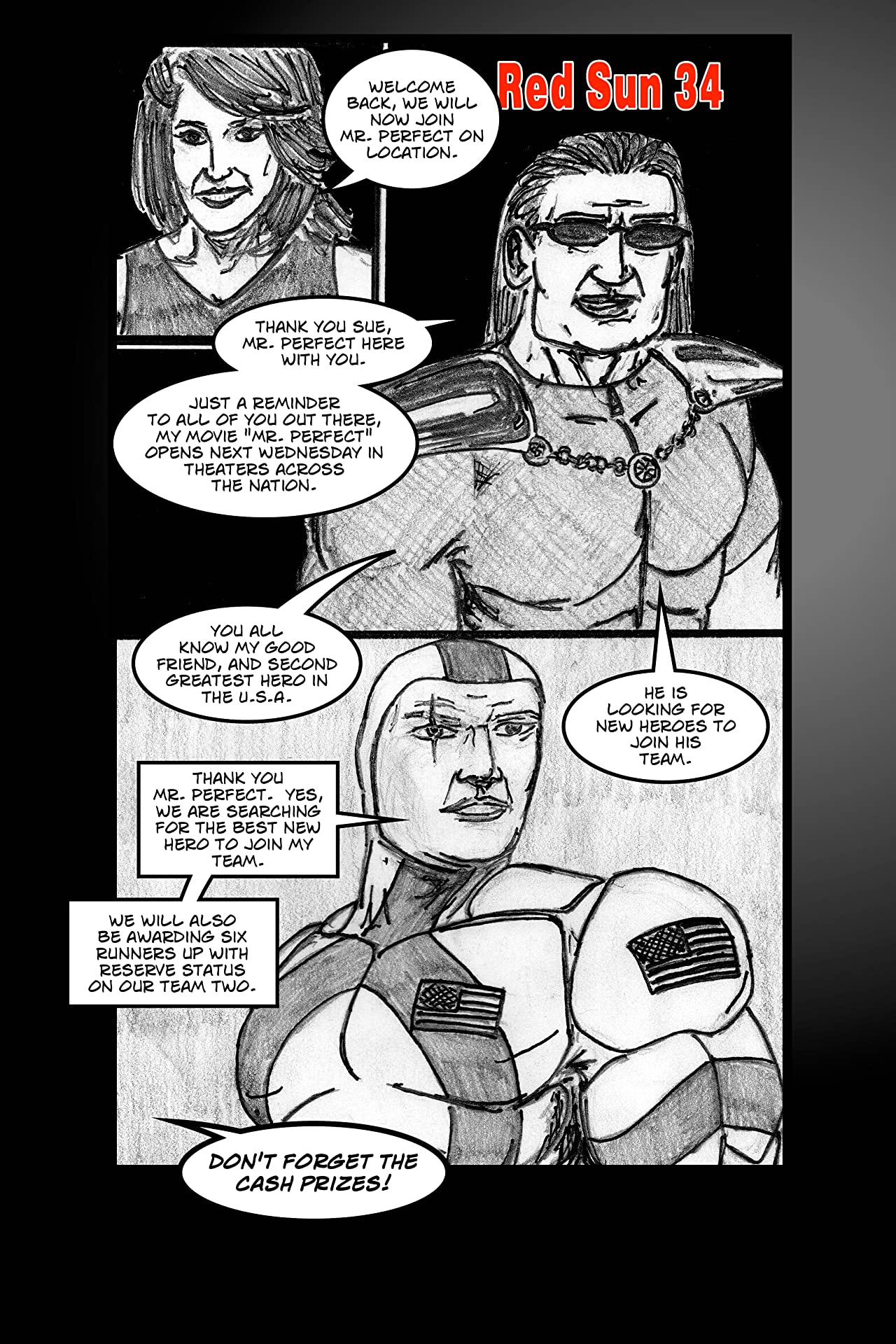 A World of Heroes 5 No.2