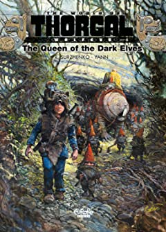 Wolfcub Tome 6: The Queen of the Dark Elves