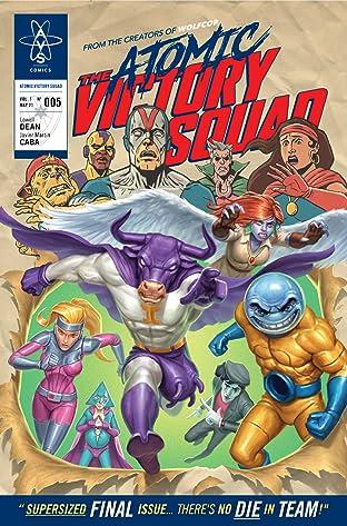 Atomic Victory Squad #5