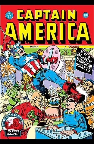 Captain America Comics #24