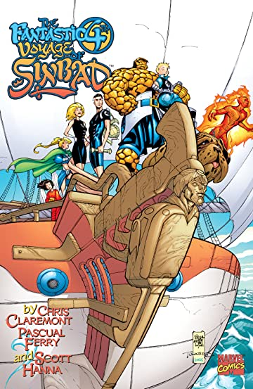 Fantastic 4Th Voyage Of Sinbad #1