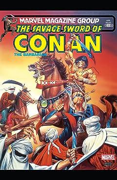 Savage Sword Of Conan #63