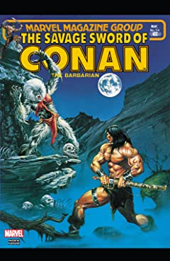 Savage Sword Of Conan #64
