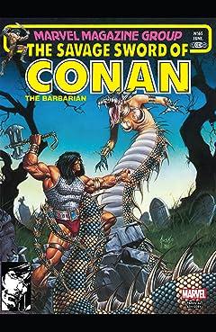 Savage Sword Of Conan #65