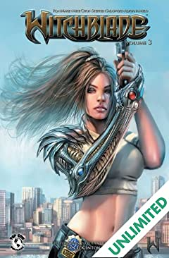 Witchblade Vol. 3
