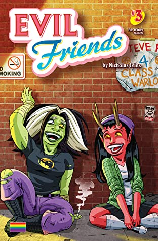 Evil Friends #3