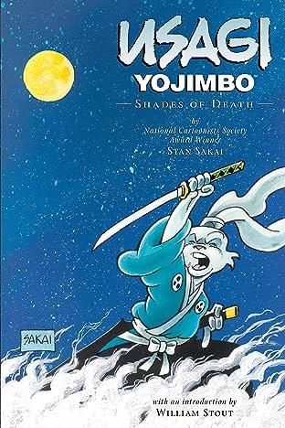 Usagi Yojimbo Vol. 8: Shades of Death