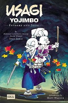 Usagi Yojimbo Vol. 19: Fathers and Sons