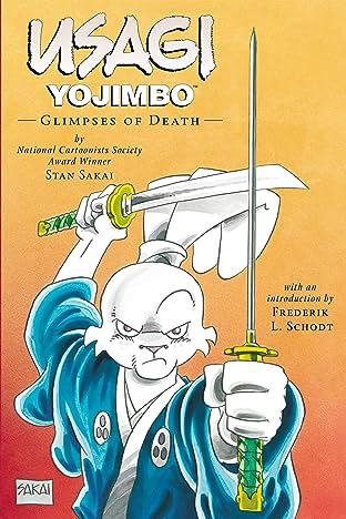 Usagi Yojimbo Vol. 20: Glimpses of Death