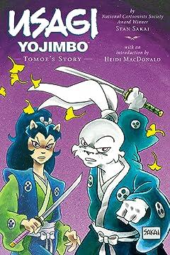 Usagi Yojimbo Vol. 22: Tomoe's Story