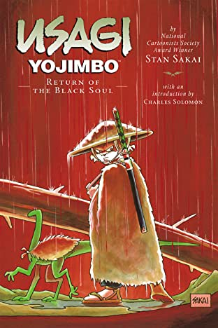 Usagi Yojimbo Vol. 24: Return of the Black Soul