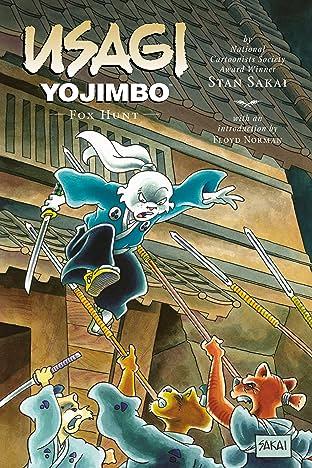 Usagi Yojimbo Vol. 25: Fox Hunt
