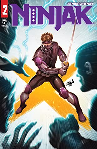 Ninjak (2021) #2