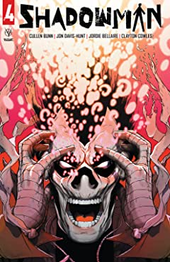 Shadowman (2021) No.4