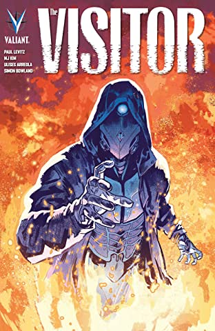 The Visitor (2019-) Vol. 1