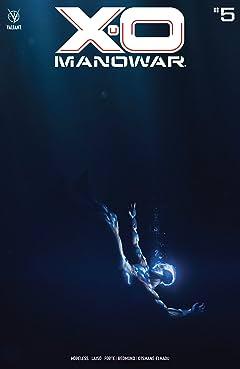 X-O Manowar (2020-) #5