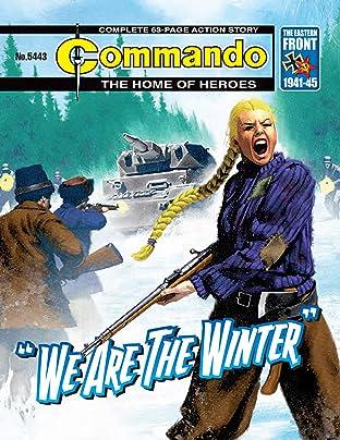 """Commando No.5443: """"We Are The Winter"""""""